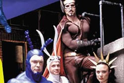 Live Cast of The Tick