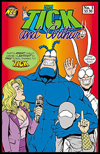 The Tick and Arthur 1