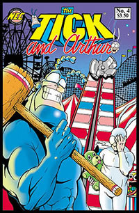 The Tick and Arthur 4