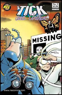 The Tick and Arthur 5